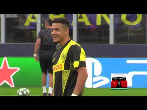 Alexis Sánchez Lujos en Inter