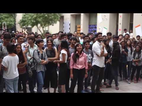 """AURO #Freshers Aftermovie 2016"" @ #AuroUniversity #surat #Gujarat # India"