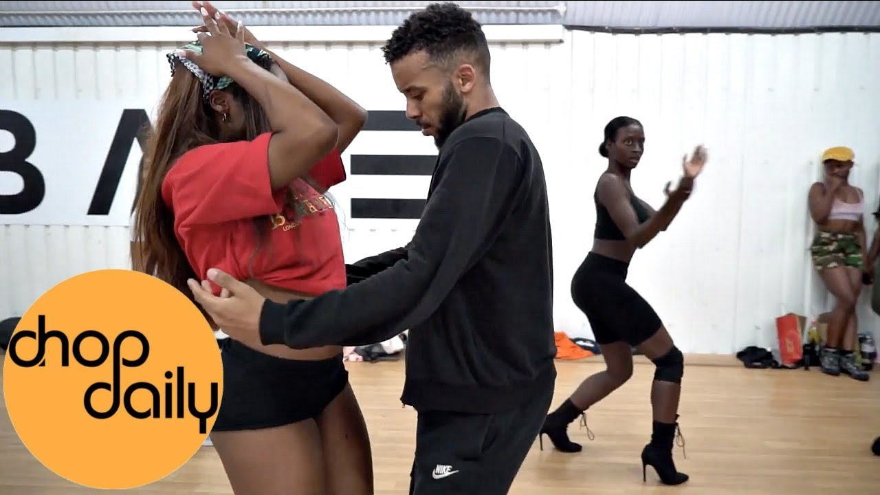 Maleek Berry - Flashy (Afro In Heels Dance Video) | Patience J Choreography | Chop Daily