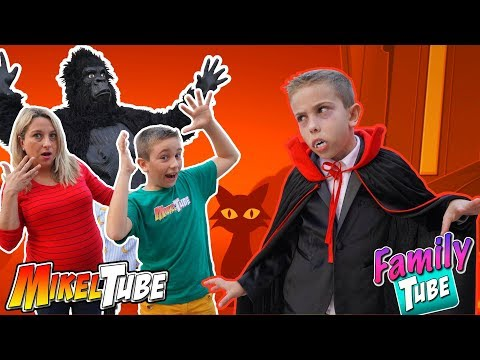 FamilyTube #18 Vampiros Halloween 2019