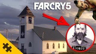 Много ДОГАДОК по FAR CRY 5 - КУЛЬТЫ, СЕКТЫ и ФРИКИ? Что нас ждет?  Far Cry 5 - Первый трейлер