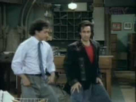 Can't touch this - Balki and Larry - Perfect Strangers