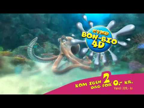 Bonbon-land reklamefilm sæson 2010 + 20 % rabat
