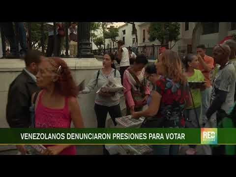 RED+ | Maduro saludando en una plaza vacía, y otras curiosidades de las elecciones
