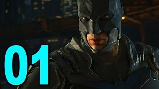 Injustice 2 - Part 1 - Batman vs Superman