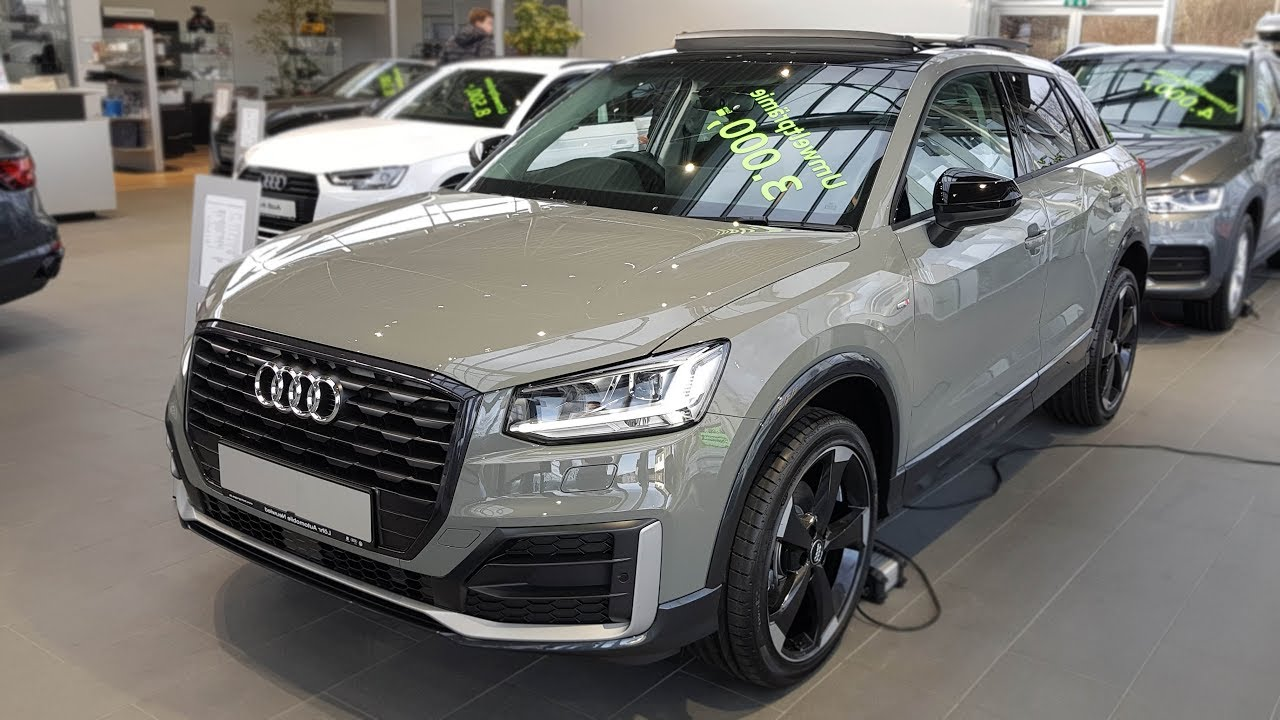 2018 audi q2 edition 1 1 4 tfsi cod s tronic audi. Black Bedroom Furniture Sets. Home Design Ideas