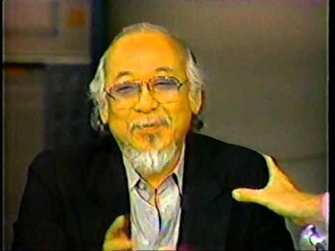 Pat Morita @ The David Letterman