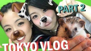 VLOG: 6 DAYS IN TOKYO (Part 2)
