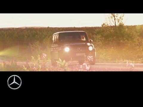 Mercedes-Benz G-Class (2018): Exploring Finland's Wild Taiga with Konsta Punkka