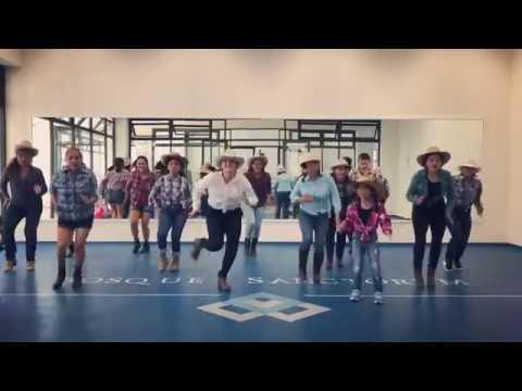 (ZAPATEADO) Ordeñando La Vaca / Dance Fitness