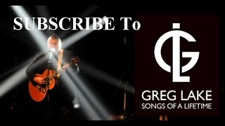 "Greg Lake performing Lend Your Love To Me Tonight during his ""Songs of a Lifetime"" 2012 US Tour."