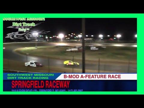 B & A Mods Races Springfield Raceway September 16 2017