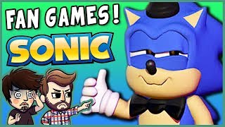 More Sonic Garbage?? | SONIC FAN GAMES #2