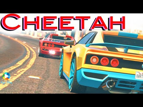 Grotti Cheetah Classic Cinematic Showcase (RE-UPLOAD - GTA 5 Rockstar Editor)