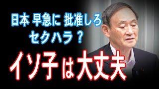 国際労働機関 ILO 国際条約を日本は早急に批准しろ【JapanADch】190904am