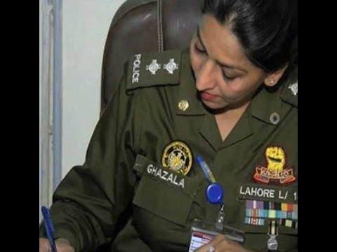 Lady Joins As SHO Rang Mahal Police Station