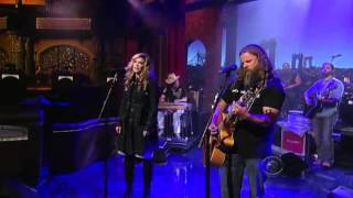 Alison Krauss - Jamey Johnson - Make The World Go Away