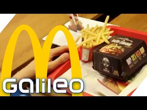 Die größten McDonald's Mythen - Welche sind wahr? | Galileo | ProSieben