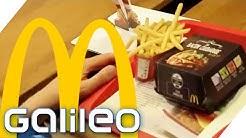 Die größten McDonald's Mythen | Galileo | ProSieben