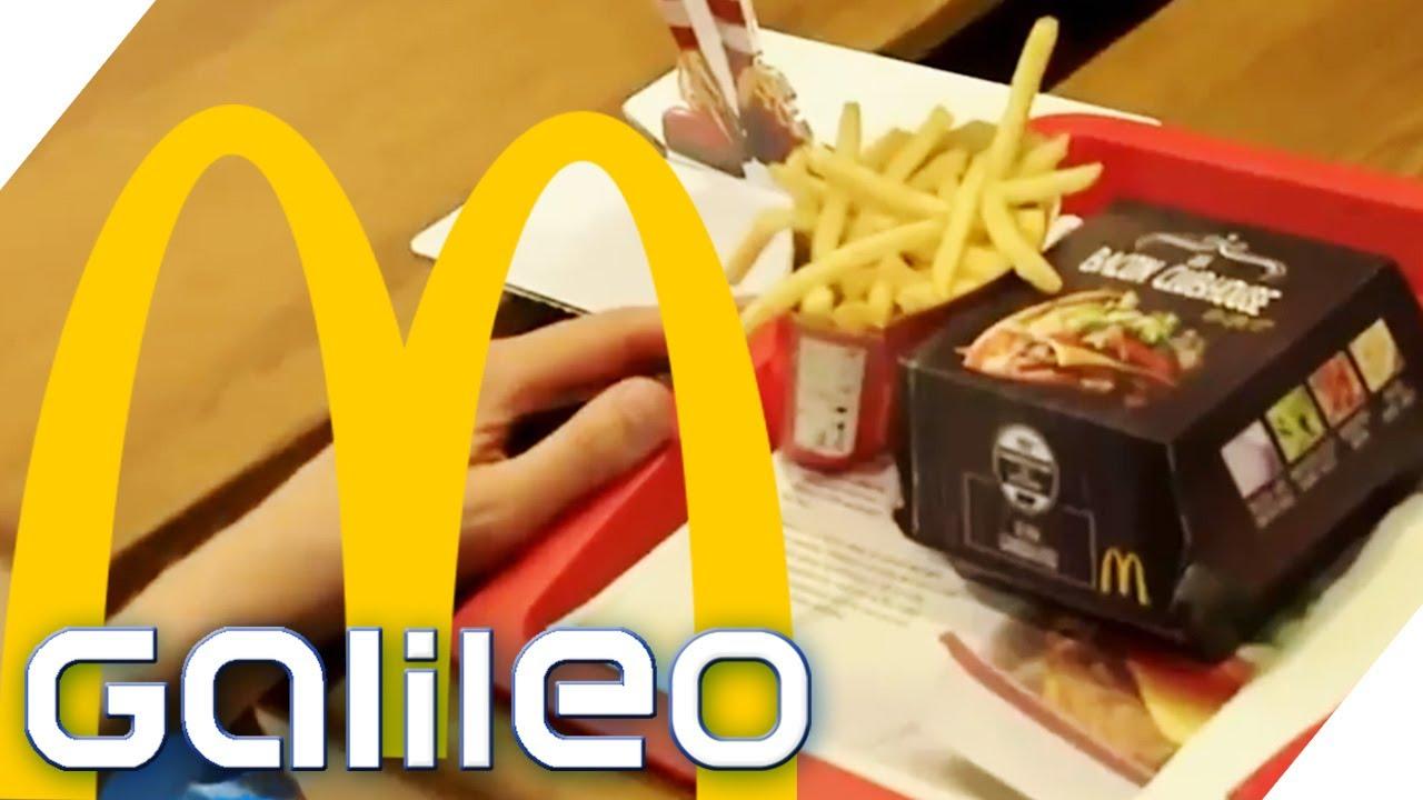 Download Die größten McDonald's Mythen - Welche sind wahr?   Galileo   ProSieben