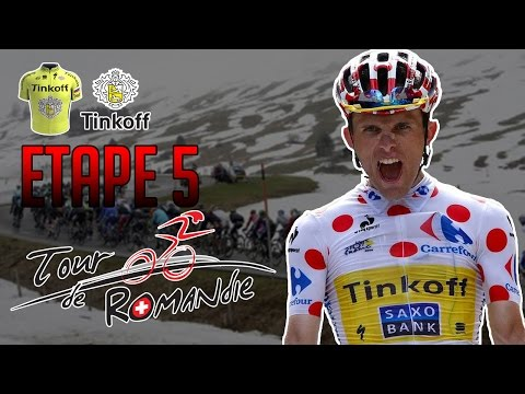 Tour de Romandie 2016 | Etape 5 | Ollon - Genève