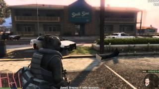 GTA 5 ПК - Ограбление банка