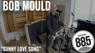 "Bob Mould || Live @ 885FM || ""Sunny Love Song"""