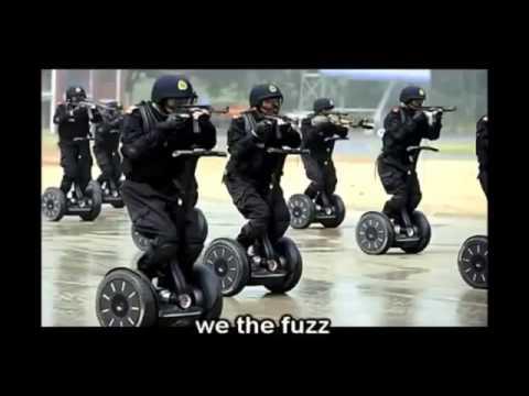 Its Rucka Rucka Ali  cops (ke$ha)