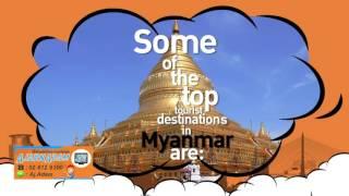 เคยไปพม่ารึยัง ? Have you ever been to Myanmar?