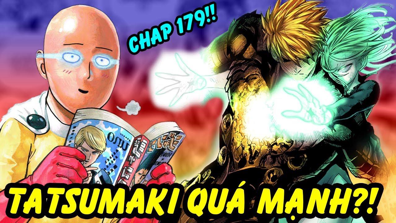 Tasumaki Mạnh Vượt Trội | Phân tích chap 179 Mới One Punch Man