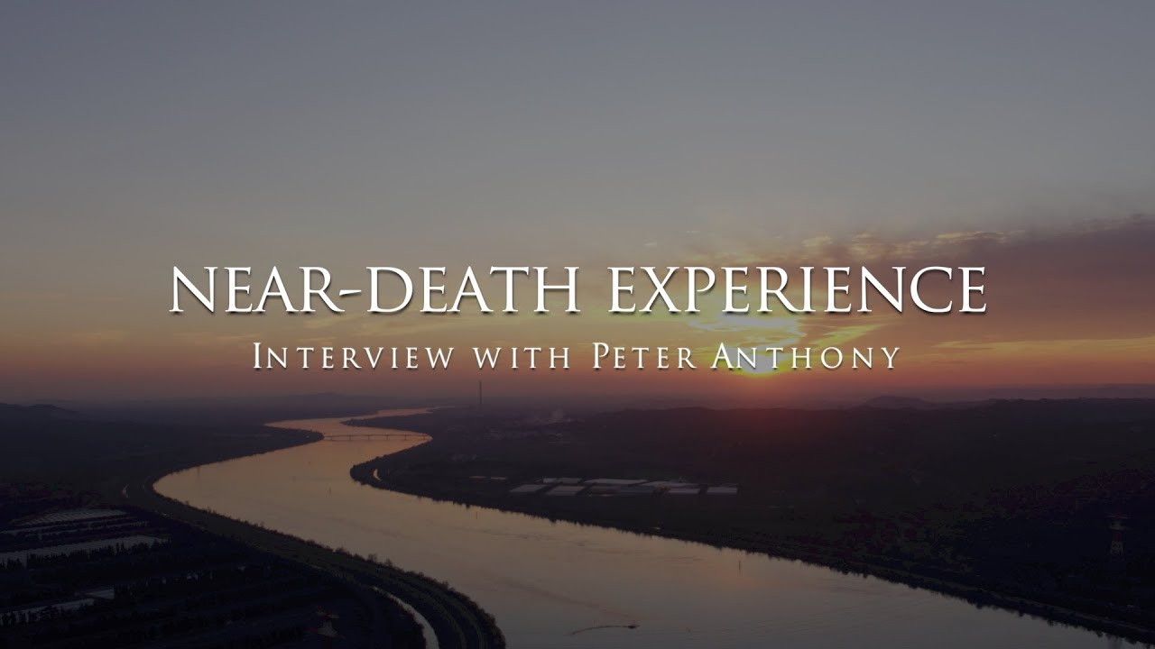 The near-death experience of Peter Anthony - YouTube