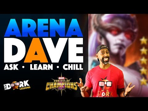 Arena Dave: Going for Milestones, Units, and BC and Maybe Proxima