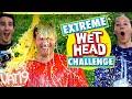 Extreme Wet Head Challenge! - YouTube