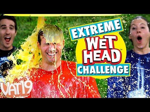 Extreme Wet Head Challenge!