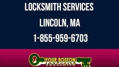 Lincoln MA Commercial Locksmith