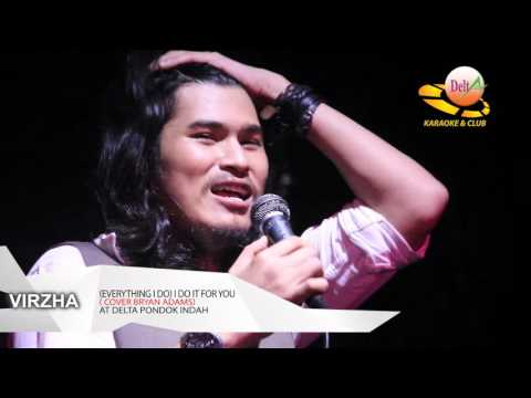 VIRZHA - Wild World @ Delta Pondok Indah (Mr Big Cover)
