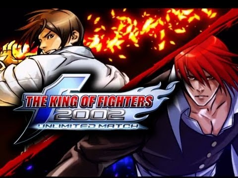 Kof 2002 Unlimited Match Intro Youtube