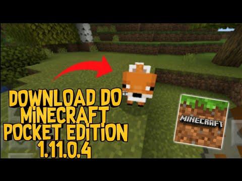 minecraft pocket edition 1.11.4