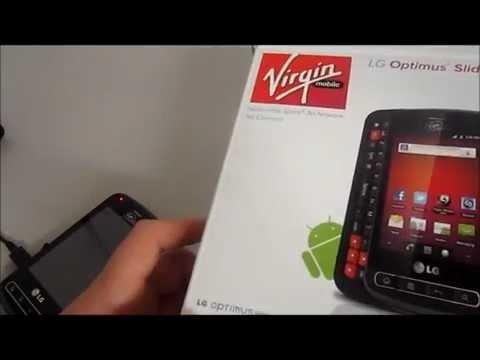 LG Optimus Slider Review