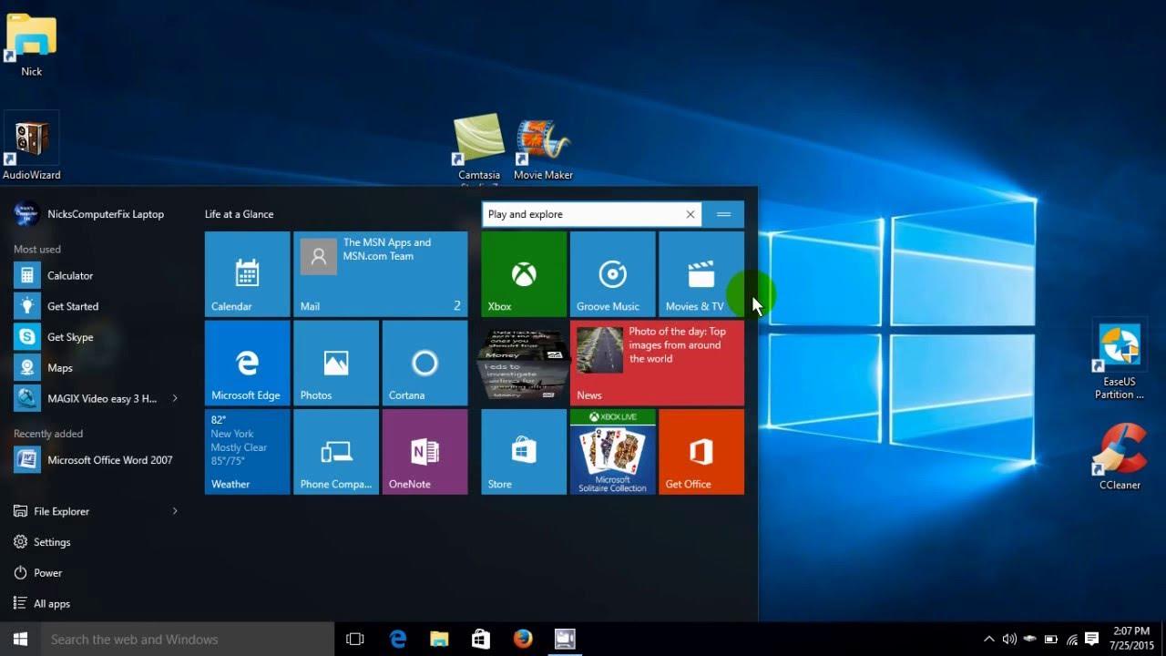 Download start menu 7 free — networkice. Com.