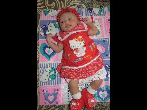 Baby Calista Nayla Putri Berusia 1,5 Bulan Banyuwangi 2018
