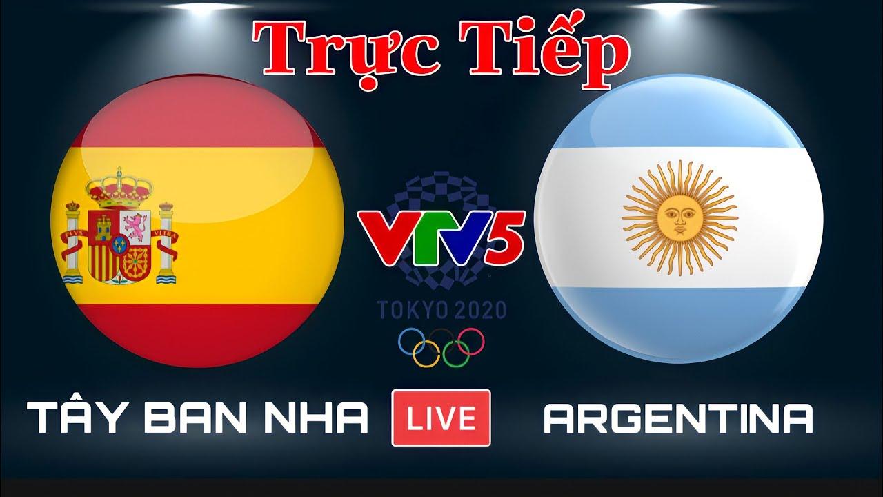Download 🔴 VTV5 TRỰC TIẾP BÓNG ĐÁ: TÂY BAN NHA - ARGENTINA | OLYMPIC 2020