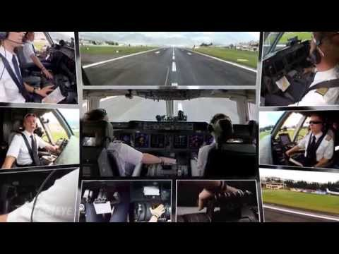 Pilot's Eye in Quito: Amazing Cockpit-views