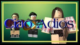 ciao Adios | Video musicale ROBLOX (ispirato da Snowy)