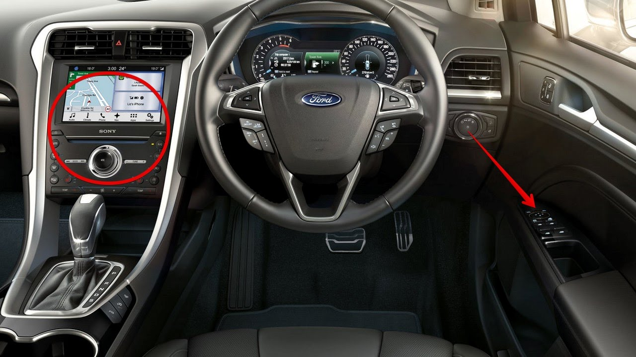 2017 Ford Mondeo Updates Announced For Australia