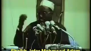 Mutun 4 da Allah baya kaunan su, Sheikh Jafar Mahmood Adam.