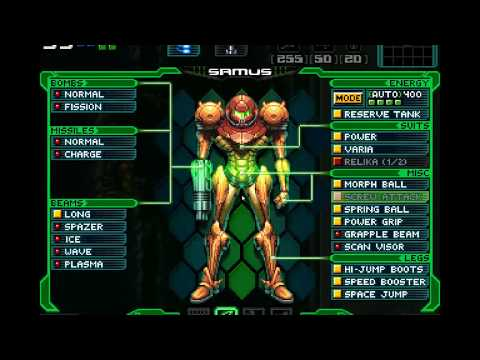 Metroid:Redemption FangamePreviously Metroid Awakening, MEngine  Temple Number One!