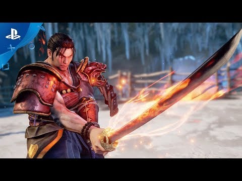 SOULCALIBUR VI - PSX 2017 Trailer | PS4