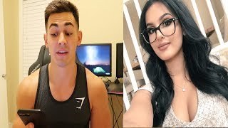 SSSNIPERWOLF IS THREATENING TO SUE ME - MY RESPONSE
