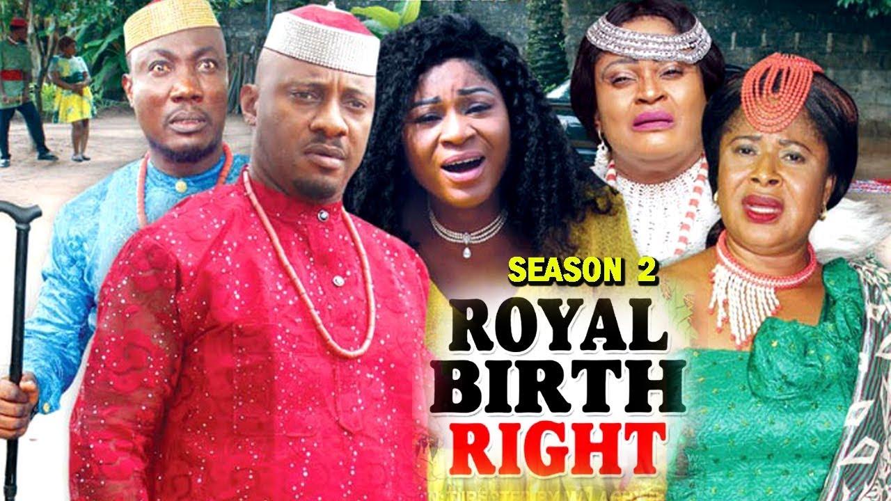 ROYAL BIRTH RIGHT SEASON 2 - (New Movie) 2018 Latest Nigerian Nollywood Movie Full HD | 1080p